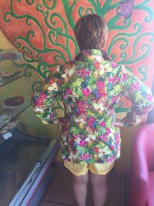 Lutterloh blouse 2 back