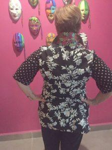 Lutterloh blouse 297 4 back
