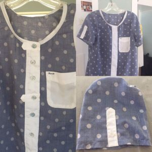Lutterloh chambray blouse composite 1