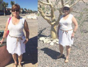 Lutterloh white skirt Susan composite